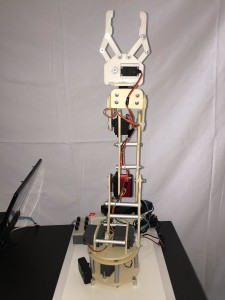 Braccio Robotico Esteso