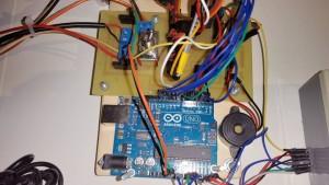 Braccio Robotico PCB servomotori