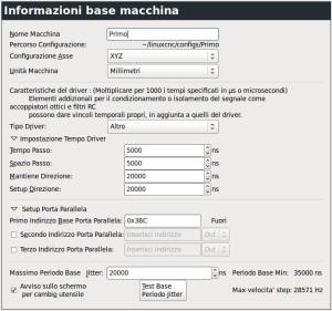 InformazioneBaseMacchina