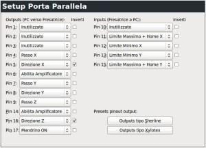 SetupPortaParallela