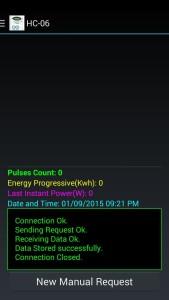 Rilevatore Impulsi App12