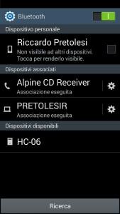 Rilevatore Impulsi App7