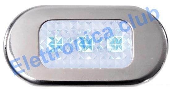 Plafoniere Per Auto : Ml luci di cortesia per auto storiche elettronica club